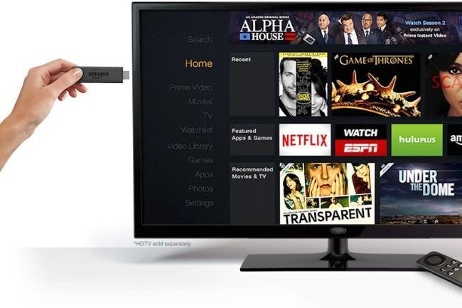 Fire TV Stick, el nuevo dongle HDMi de Amazon