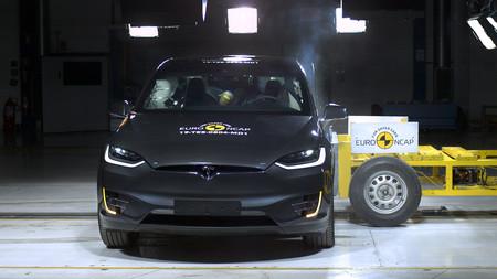 Tesla Model X Euro Ncap 1