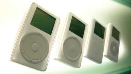 iPod Classic Family