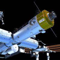 LA ISS podría derivar en una estación espacial privada