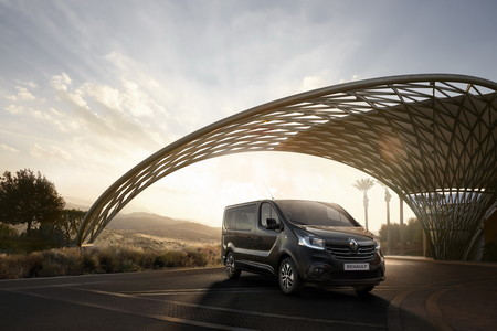 Renault Trafic Spaceclass 2017 1