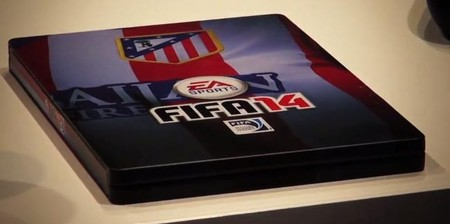 Video con el Atlético de Madrid en un torneo de FIFA 14
