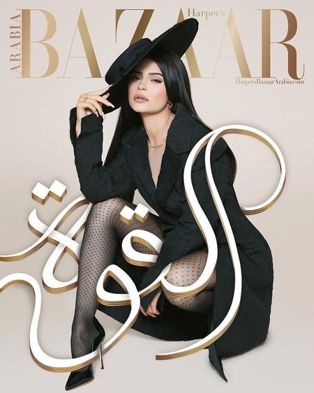 Kris Jenner Kylie Jenner Harpers Bazaar Arabia July August 2019 03