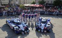 Toyota no tendrá un tercer coche en Le Mans