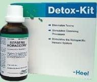 Los llamados productos desintoxicantes (detox) en tela de juicio