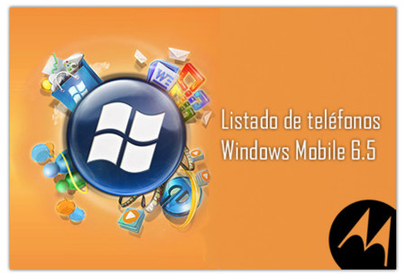Lista de terminales Windows Mobile 6.5 y el caso de Motorola
