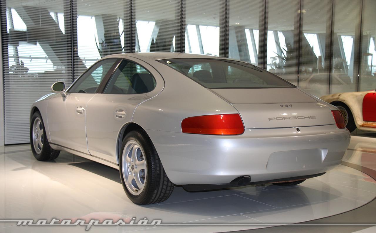 Foto de Museo Porsche - Project: Top Secret! (36/54)