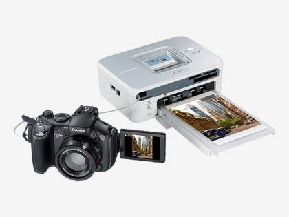 Impresoras SELPHY de Canon