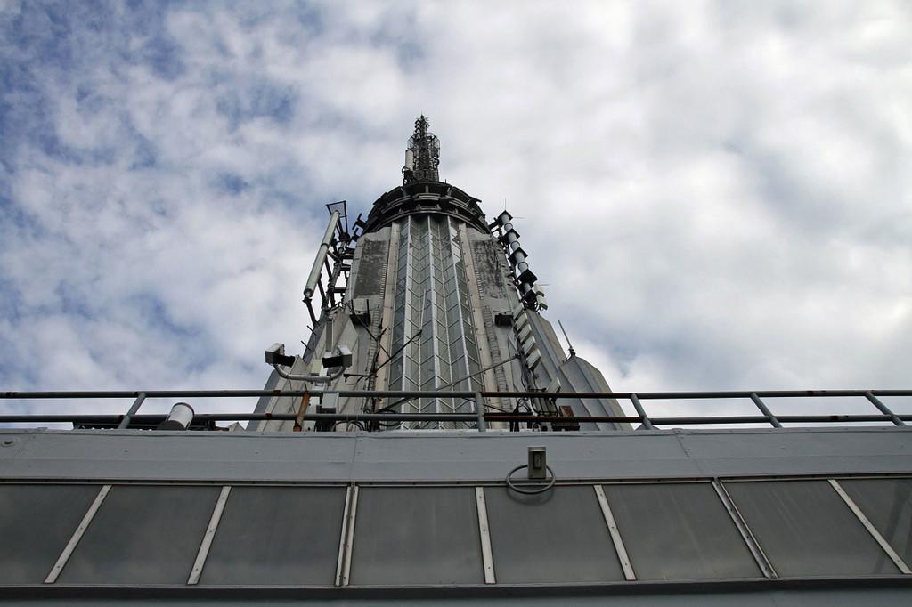 Empire State: antena