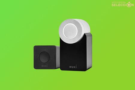 """Cerradura """"inteligente"""" por 74 euros menos con Nuki Combo 2.0: compatible con HomeKit, Alexa y más, de oferta en Amazon"""