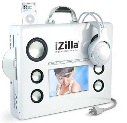 iZilla, el Media Center total de Apple
