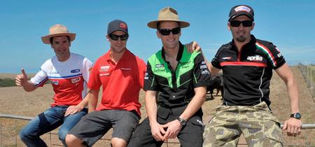Superbikes Australia 2012: de toros, canguros y lechugas a 300km/h
