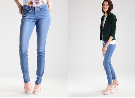 Pantalones Levi's En A Euros 89 Los Gran 95 De Rebaja 711 Skinny R4qSc5Aj3L