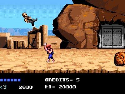 Double Dragon IV celebra su estreno en Nintendo Switch con un tráiler muy completo
