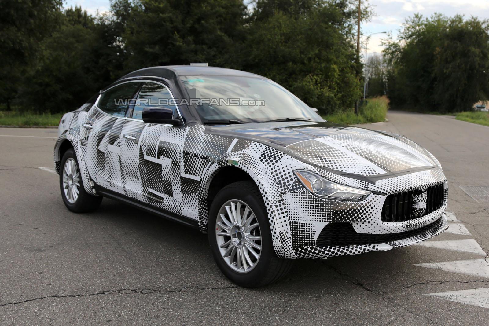 Foto de Maserati Levante (13/18)