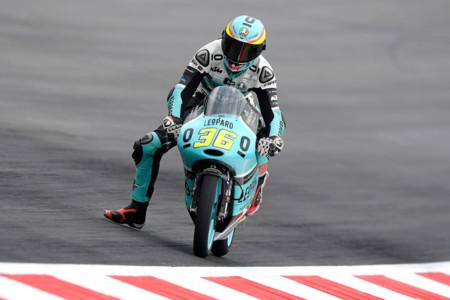 Joan Mir Leopard Racing Moto3 Austria 2016