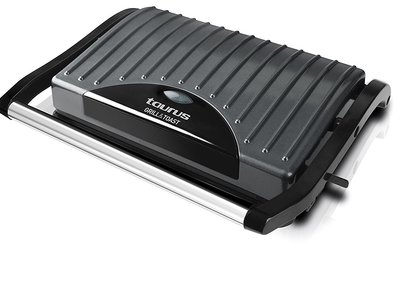 Bocatas más crujientes con la sandwichera Taurus Grill & Toast: ahora 18,90 euros en Amazon