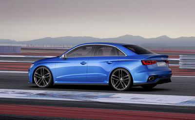 Audi A3 clubsport quattro concept, ahora en vídeo