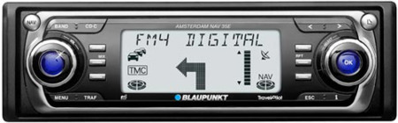 Blaukpunt TravelPilot Amsterdam NAV35E, radio y GPS
