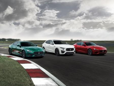 Maserati Trofeo Familia