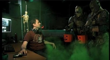 'Army of Two: The 40th Day', celebra Halloween de una manera especial