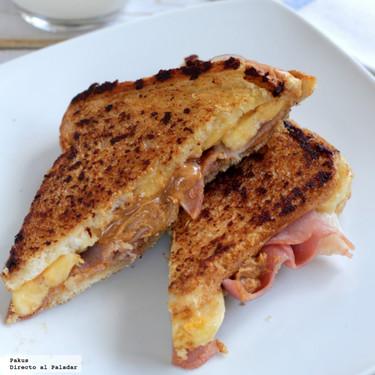 El sándwich favorito de Elvis Presley. Receta