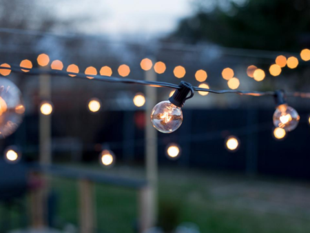 Stright Solution Backyard Lighting Ideas