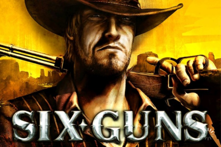 Gameloft lanza Six-Guns para Windows Phone 8
