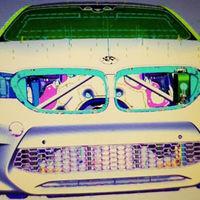 El nuevo BMW M5 podría pasar de tracción trasera a total pulsando un botón