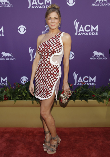 LeAnn Rimes Country Music Awards