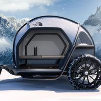 Este es el camper que BMW te propone para tu próxima excursión