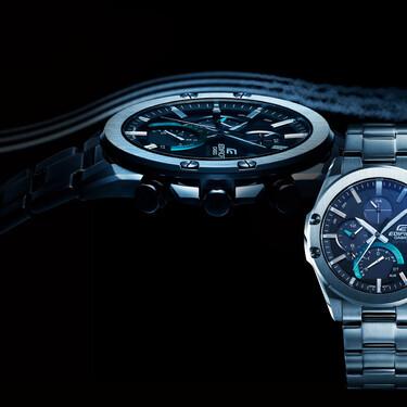 Adelanta el mejor regalo a papá con un reloj de la línea EDIFICE de Casio con modelos rebajados a más de la mitad de precio en Amazon