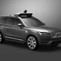 Dentro de 4 meses te recogerá un Volvo XC90 autónomo de Uber en tu casa
