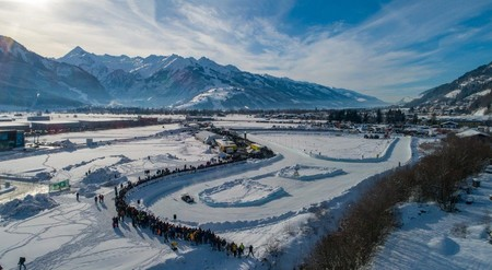 Gp Ice Race In Zell Am See Kaprun 376307