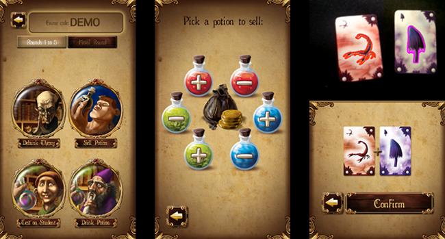News 14 11 06 Alchemists App Overview