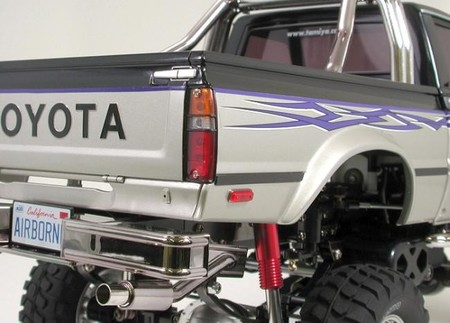 Toyota Hilux Maqueta RC