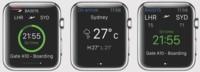 Las principales aerolíneas empiezan a desembarcar en el Apple Watch con aplicaciones para sus viajeros