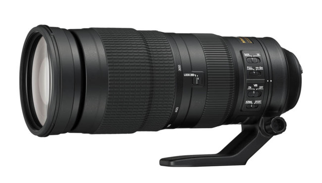 Nikon introduces two standard super telephoto lenses and a luminous - tinoshare.com