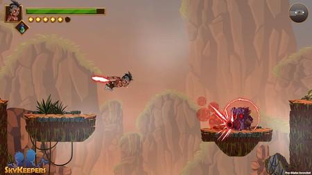 Ya se encuentra disponible SkyKeepers en Xbox, PS4, y Steam