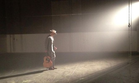 Tom Hiddleston es Hank Williams