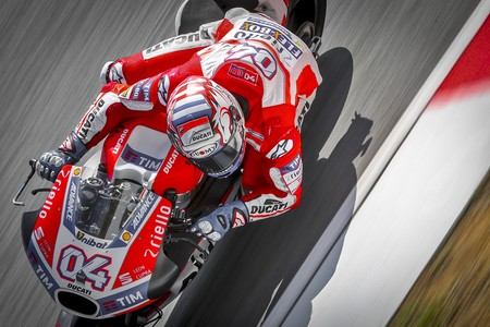 Andrea Dovizioso Motogp Malasia 2017 1