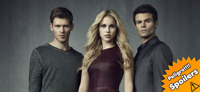 The Originals, spin-off de 'The Vampire Diaries'