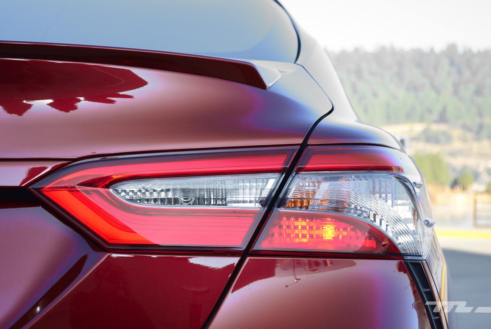 Foto de Toyota Camry (prueba) (8/16)