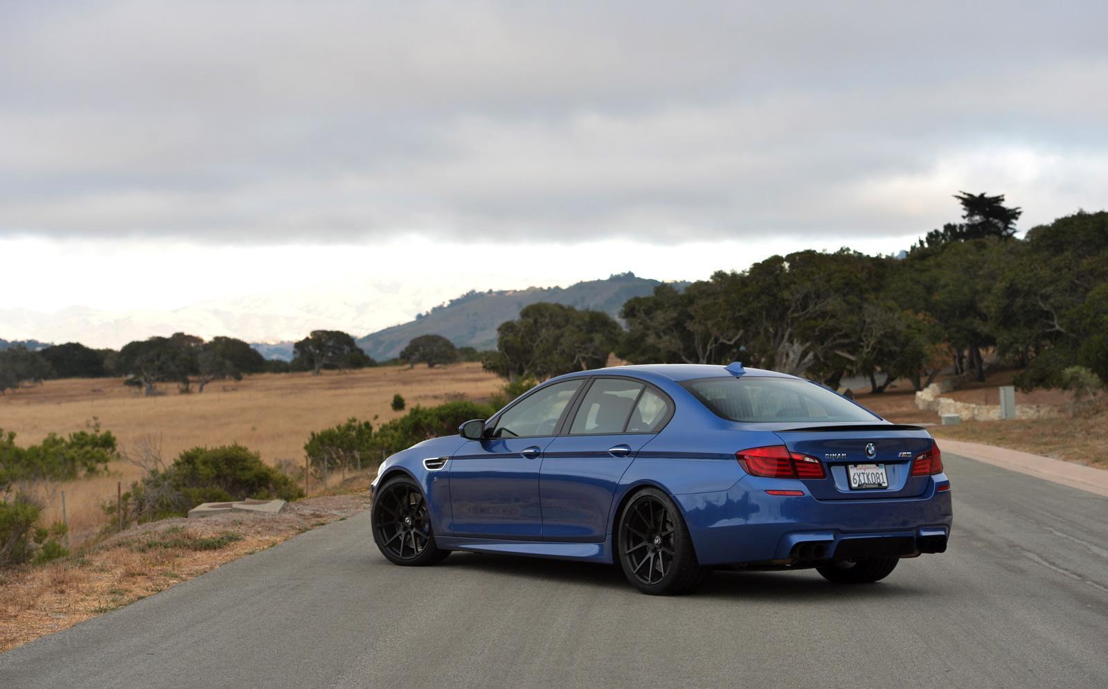 Foto de Dinan BMW M5 (3/13)