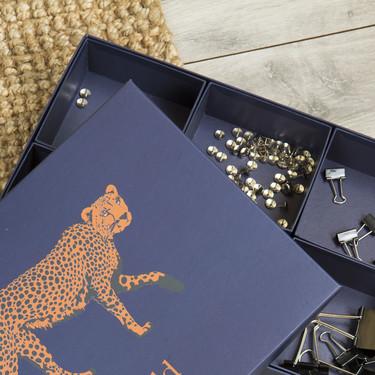 El lado salvaje de la nueva colección de Muy Mucho es ideal para empezar con fuerza el otoño