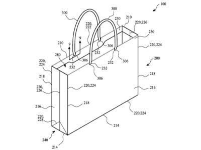 Apple quiere patentar un sistema de producción de bolsas de papel