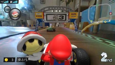 Mario Kart Live Home Circuit Carreras Vida Real