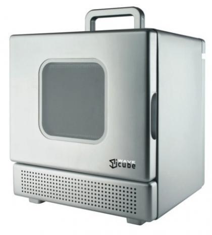 iWave Cube, el microondas más pequeño