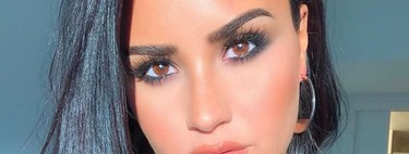 Demi Lovato nos sigue sorprendiendo con sus cambios de look, esta vez apostando por el verde