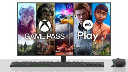 EA Play llegará a Xbox Game Pass en PC a partir de mañana, aportando más de 60 títulos de la compañía al catálogo